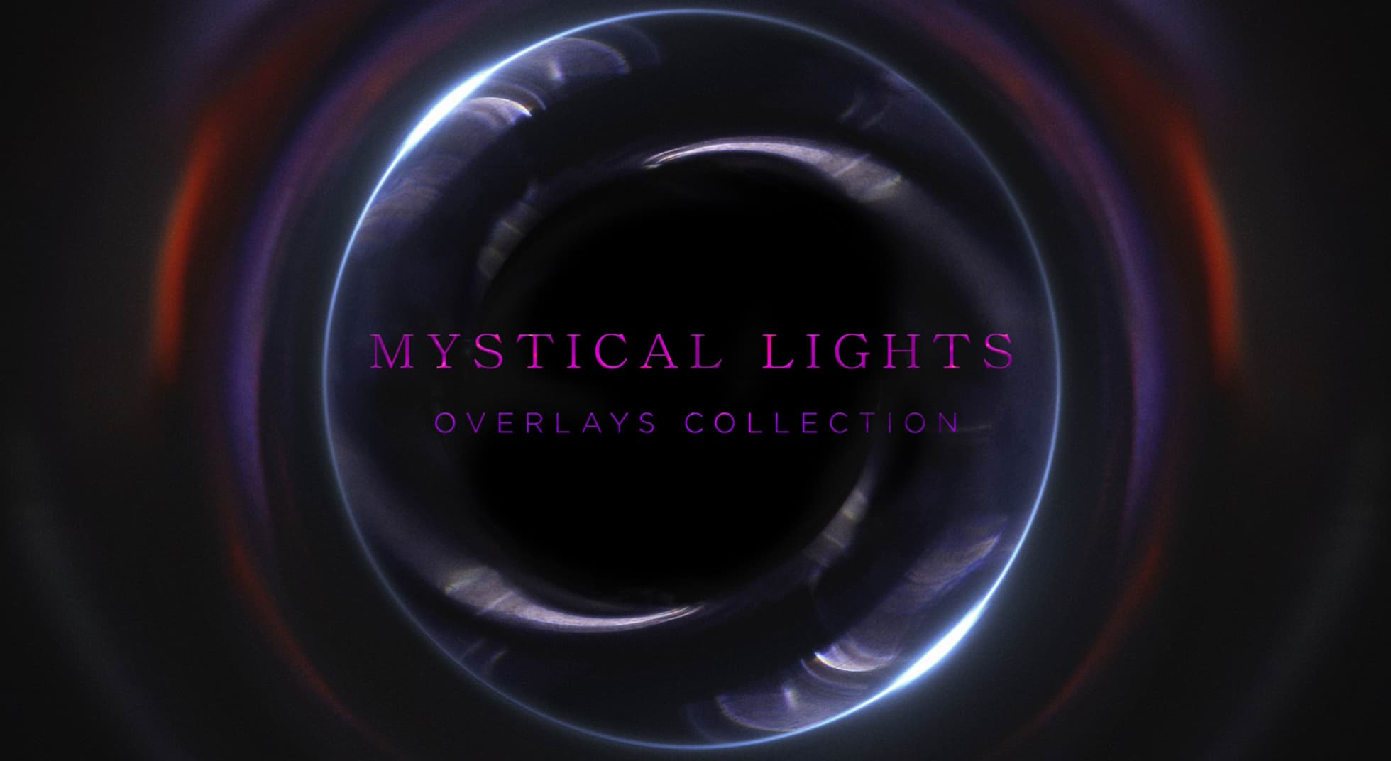 525 Mystical Lights - Overlay Collection