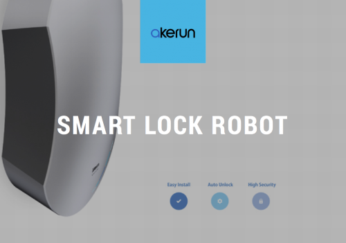 Akerun - Smart Lock Robot