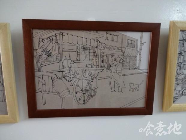 壁の絵 2