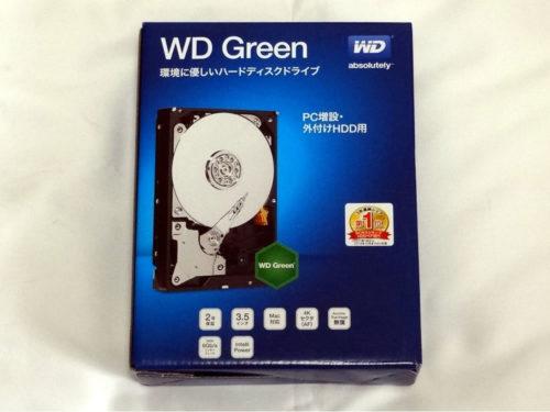 Green WD20EZRX