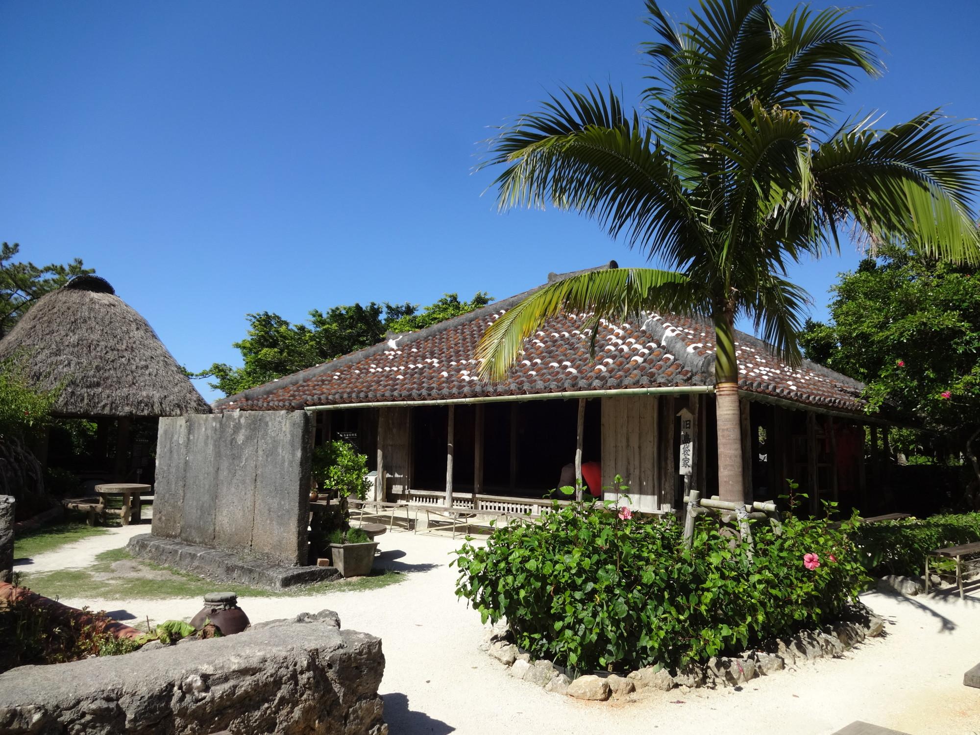 旧島袋(しまぶくろ)家
