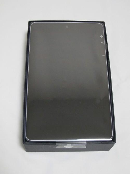 Google Nexus 7 内箱開封