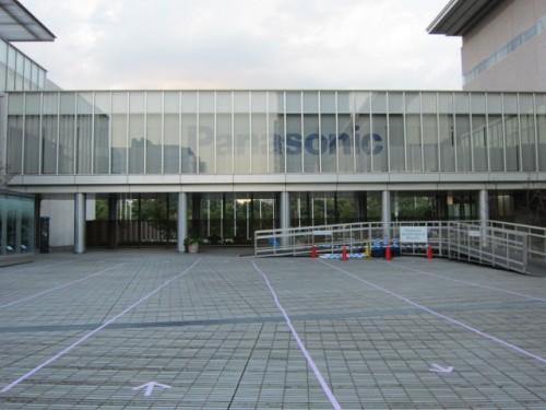 パナソニックセンター東京 通路