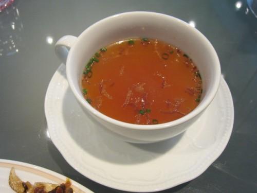 ルー・ド・メール コンソメスープ