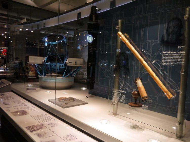 様々な望遠鏡