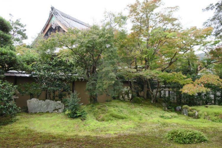 澄泉閣 枯山水庭園