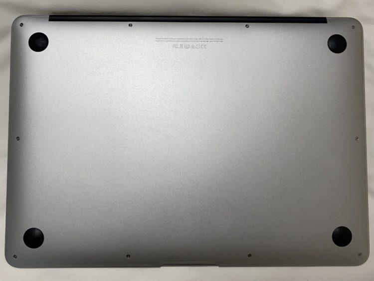MacBook Air(A1466) 背面
