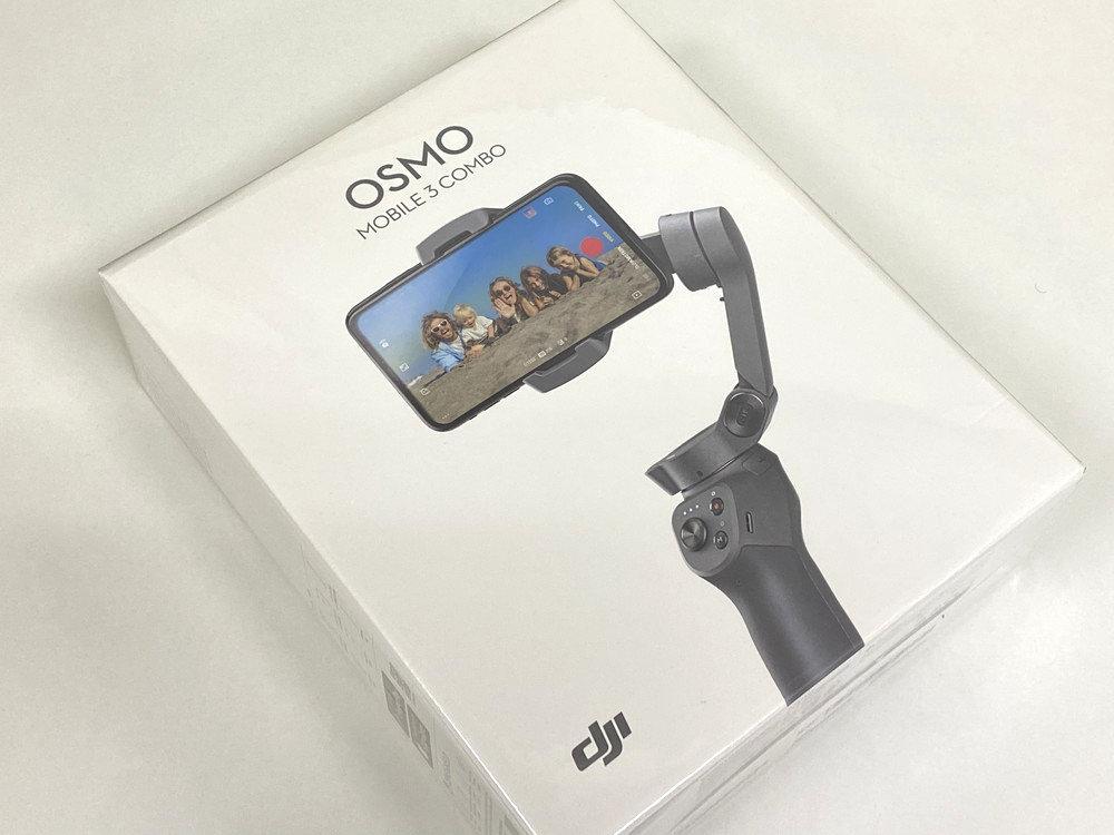 DJI Osmo Mobile 3 外箱
