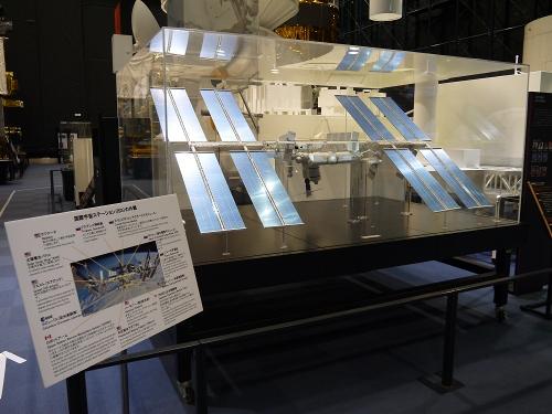 ISS模型