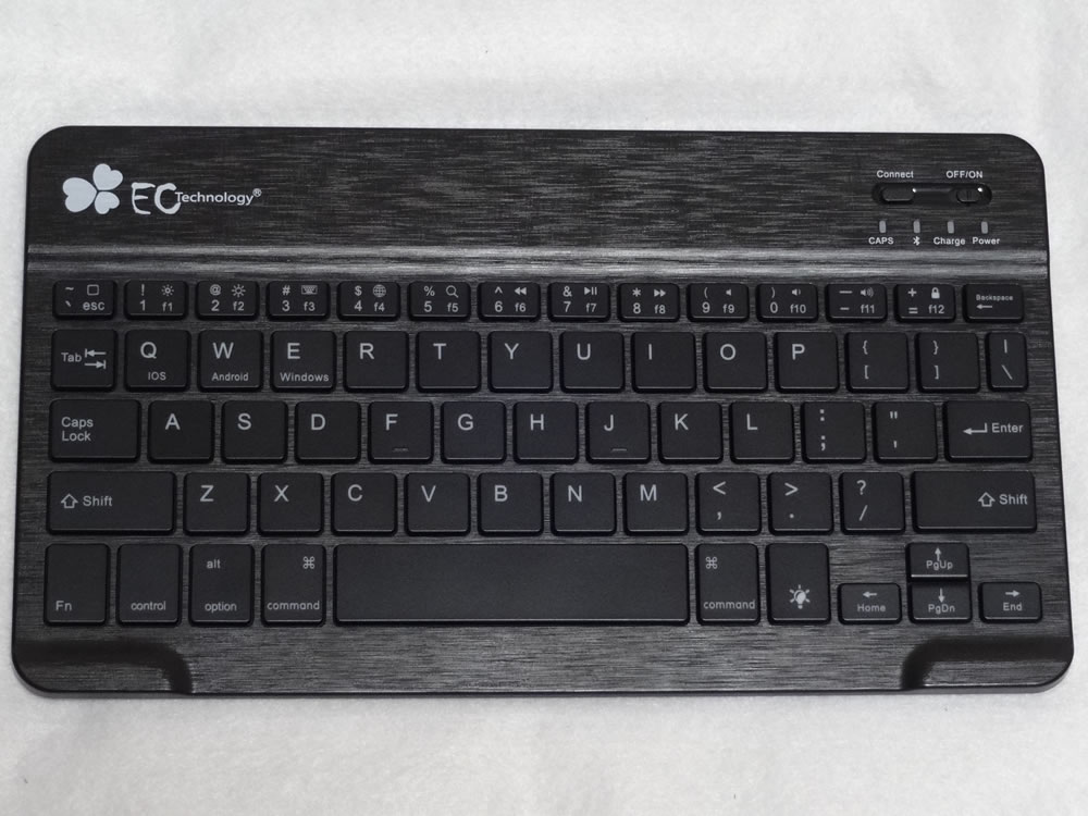 EC Technology Bluetooth3.0無線キーボード