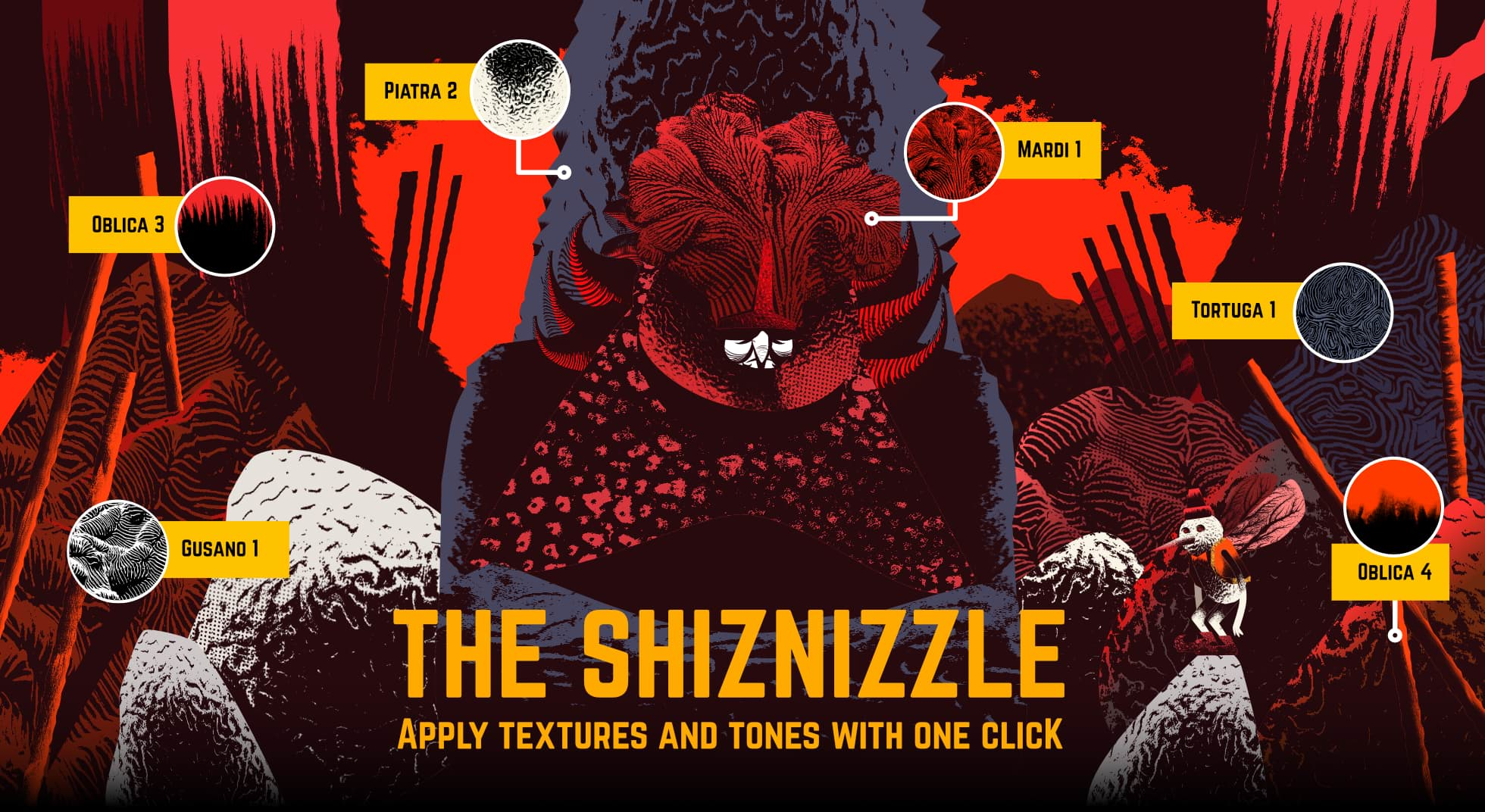 The Shiznizzle Style and Brush Pack