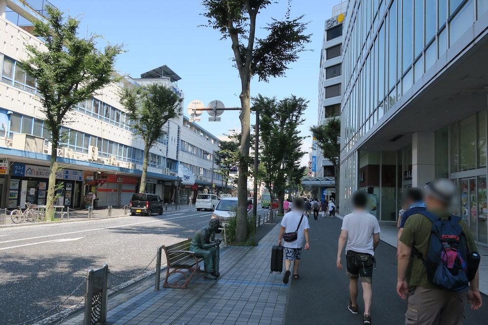 三崎街道を北へ