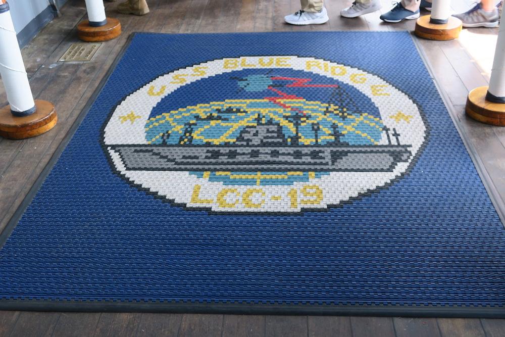 「BLUE RIDGE(ブルー・リッジ)」の絨毯