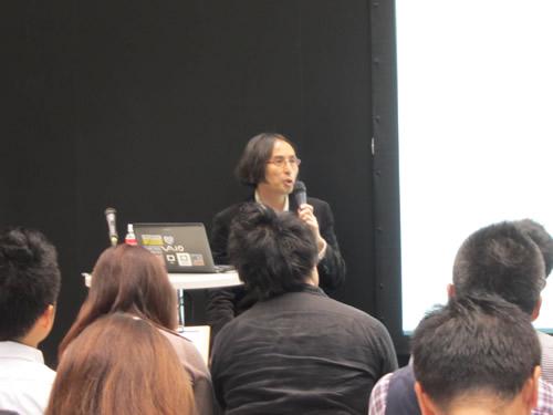 中川淳一郎氏「ネットで拾ってもらえるコンテンツづくり」