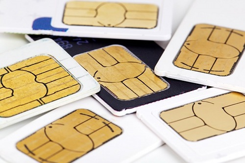 データ通信SIM