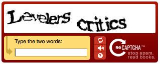 reCAPTCHA Sample