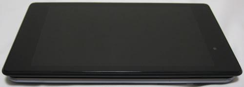 Google Nexus 7 旧型と新型長さ比較