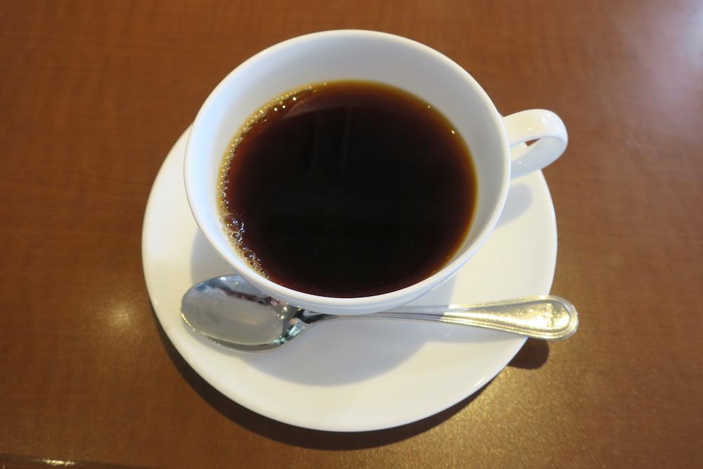 パンダプレート コーヒー
