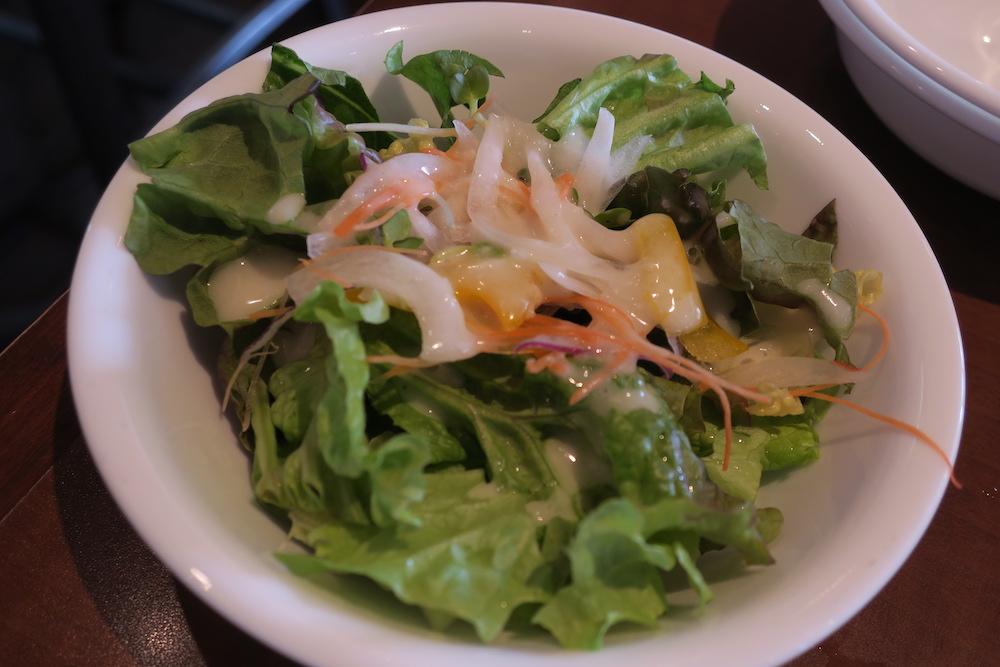 パンダプレート サラダ